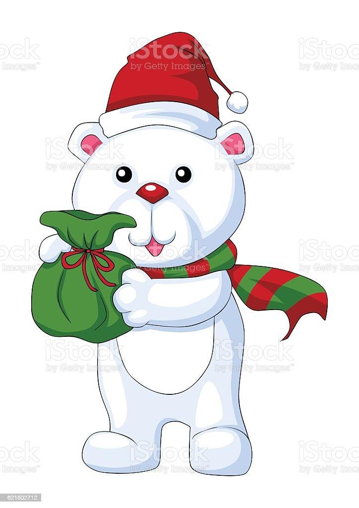 Caractère de Noël caractère de noël – cliparts vectoriels et plus d'images de avatar libre de droits