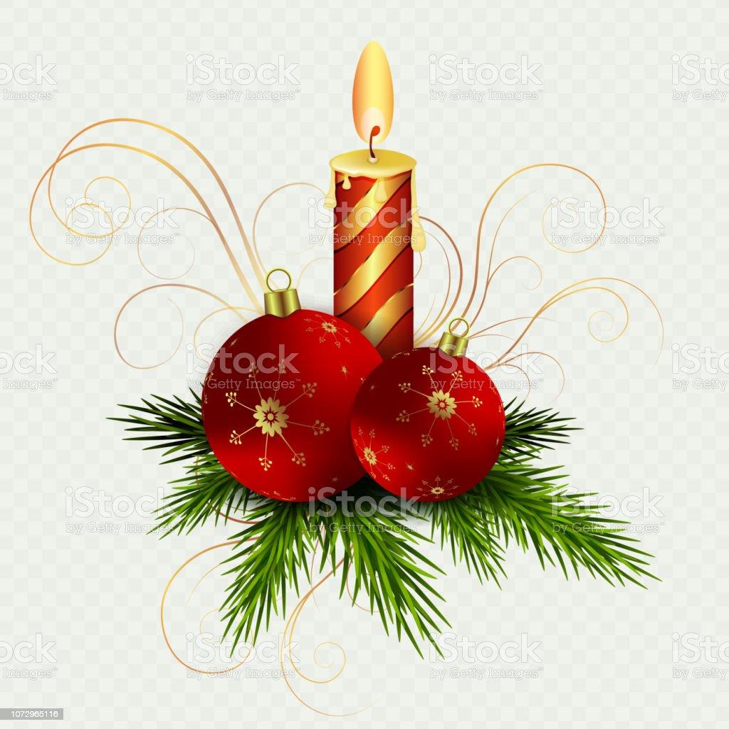 De Noël Bougie Bougie en forme d/'un arbre en deux tailles différentes