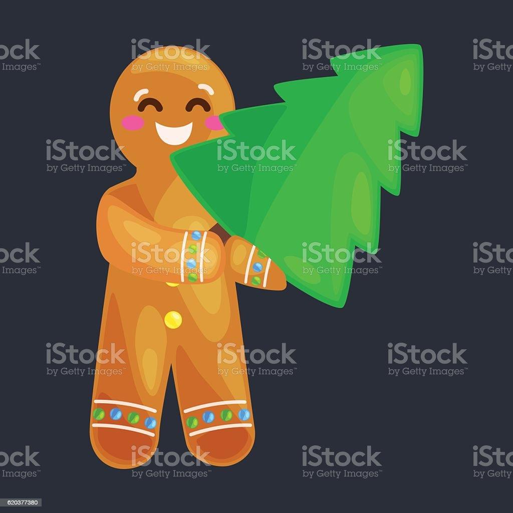 christmas cookies gingerbread man decorated with icing dancing and having christmas cookies gingerbread man decorated with icing dancing and having - stockowe grafiki wektorowe i więcej obrazów bez ludzi royalty-free