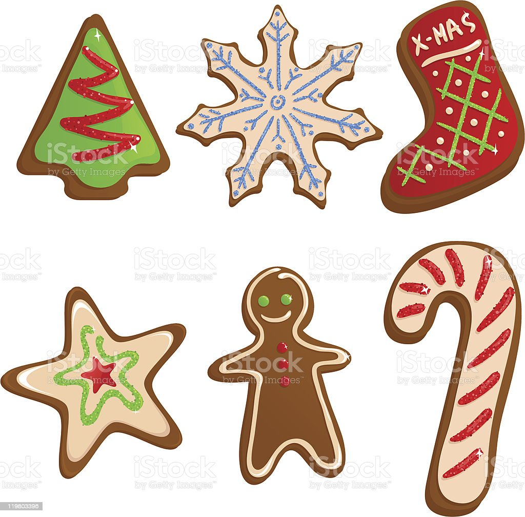 Christmas cookies royalty-free christmas cookies stock vector art & more images of baked