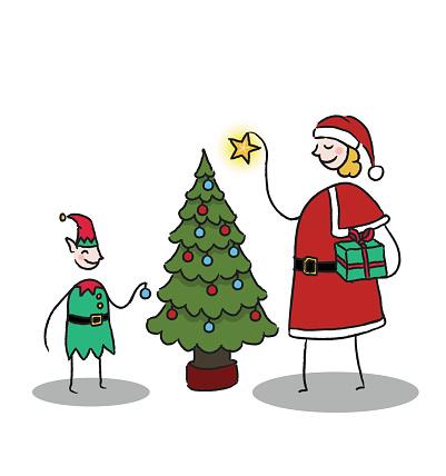 Christmas costumes 1