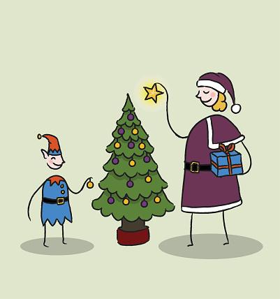 Christmas costumes 2