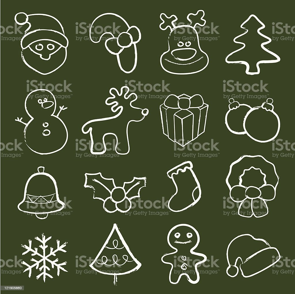 Christmas Decoration royalty-free christmas decoration stock vector art & more images of bell