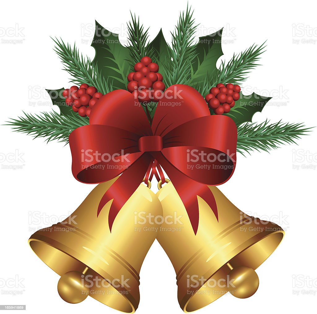 Christmas Decoration vector art illustration