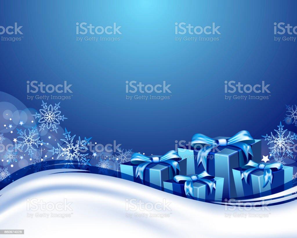 Weihnachtsdekoration – Vektorgrafik