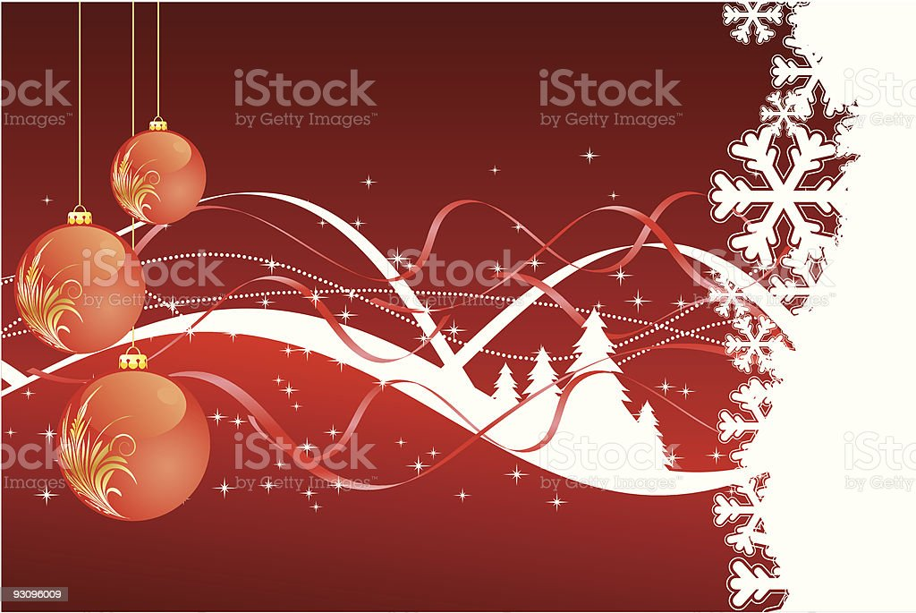 Christmas Decoration royalty-free christmas decoration stock vector art & more images of abstract