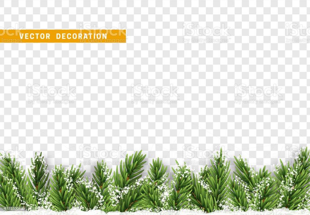 Juldekorationer. - Royaltyfri Bildbakgrund vektorgrafik