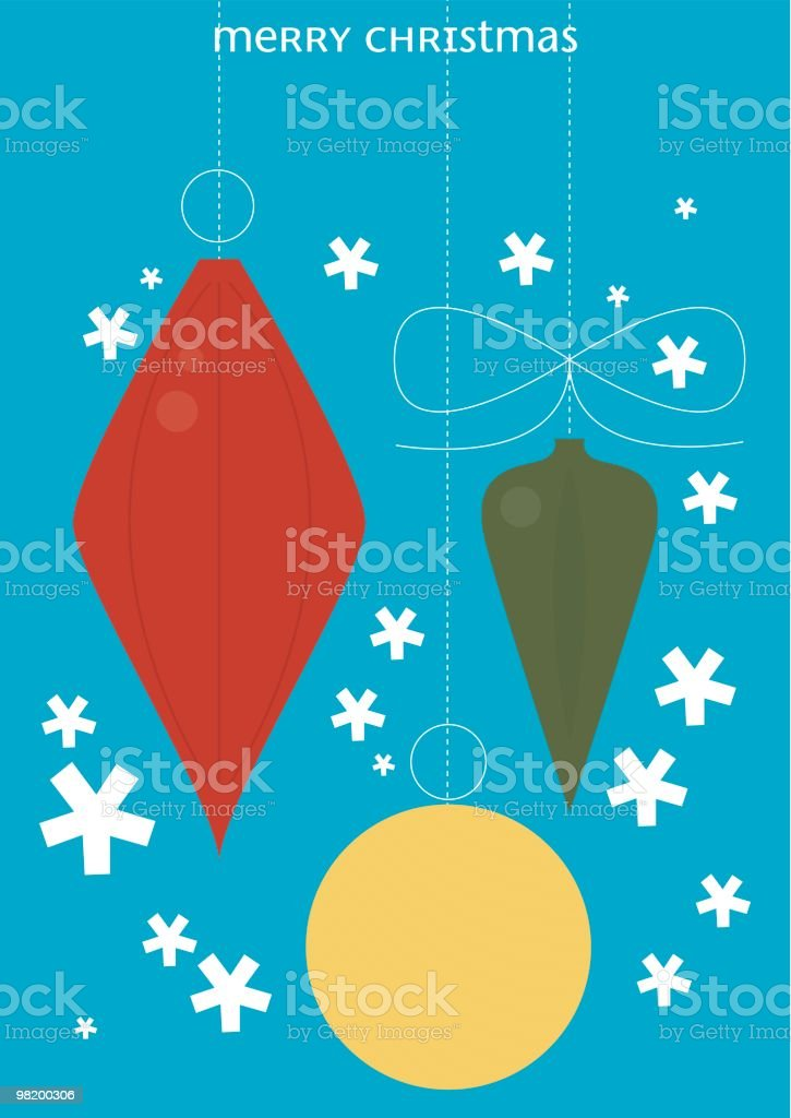 christmas decorations royalty-free christmas decorations stock vector art & more images of blue