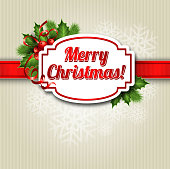 Vector illustration - Christmas Design