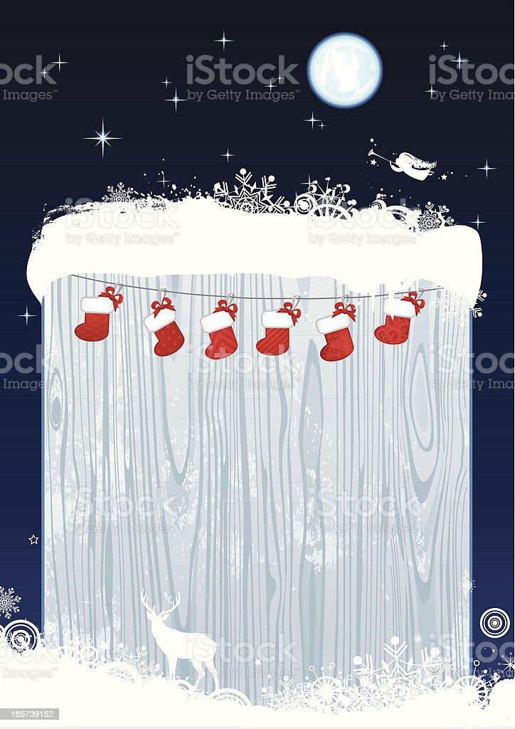 Christmas design royalty-free stock vector art