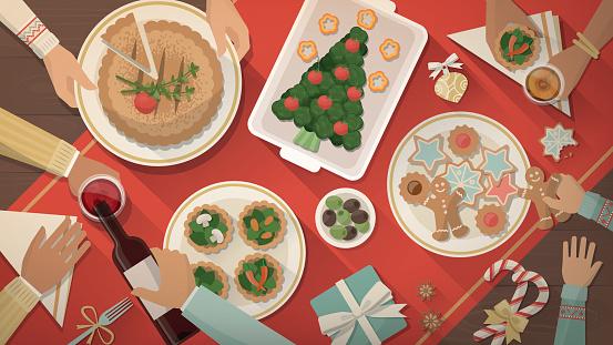 Christmas stock illustrations