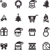 Christmas Element Icons - Acme Series
