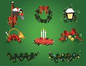 istock Christmas Elements 165909247
