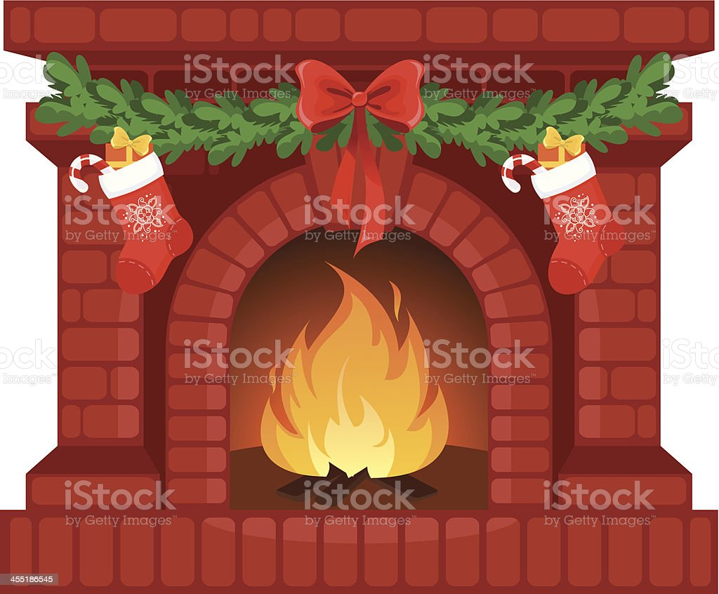 royalty free fireplace clip art vector images illustrations istock rh istockphoto com