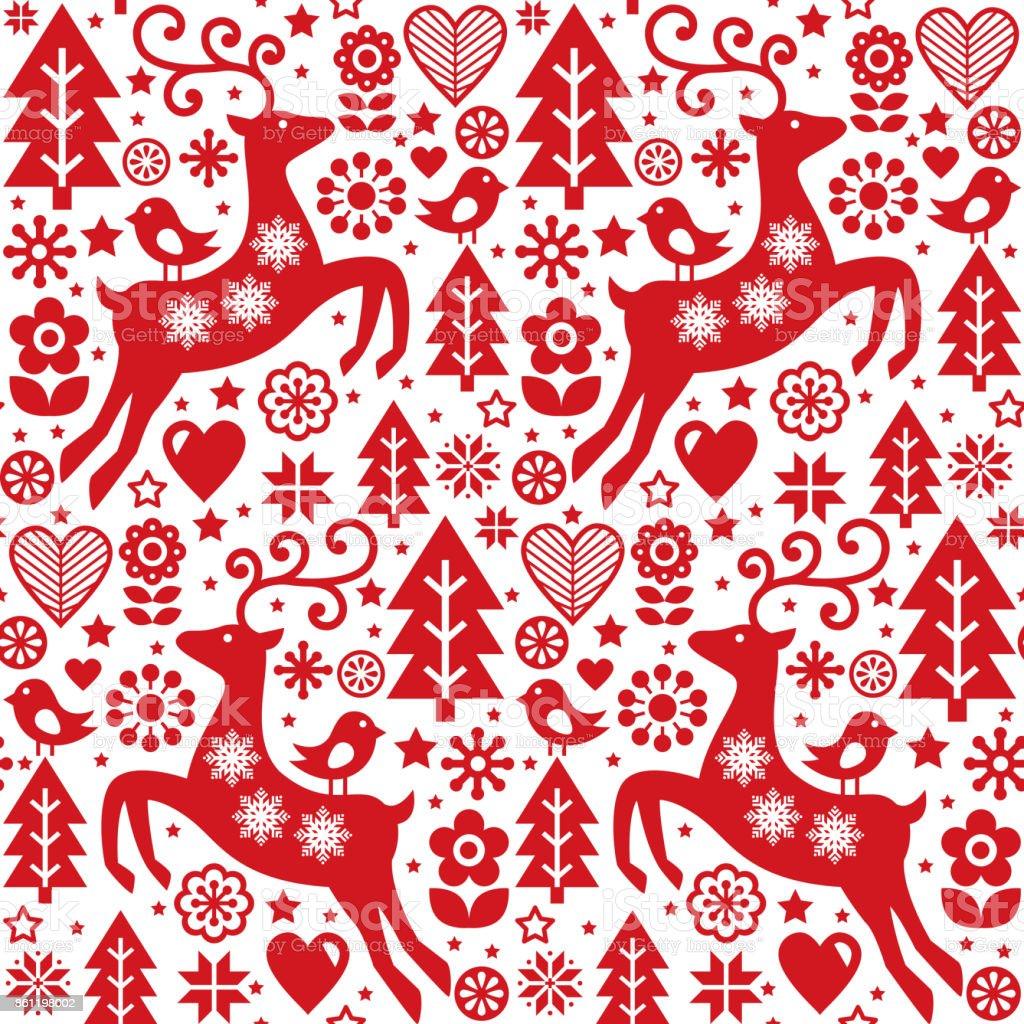 Oiseaux Et Fleurs Décoration Papier Peint Rennes Art Folklorique