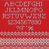 istock Christmas Font 453148851