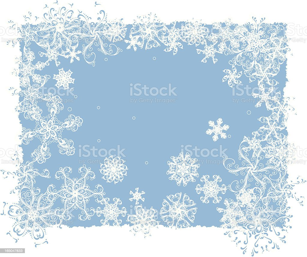 Christmas frame royalty-free christmas frame stock vector art & more images of abstract