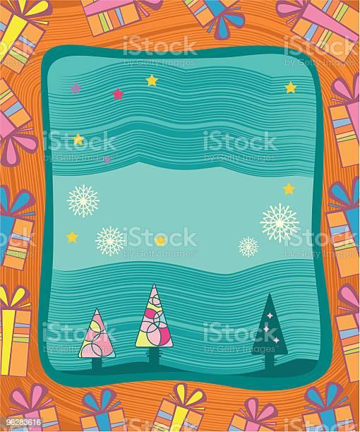 Christmas Frame Stock Illustration - Download Image Now
