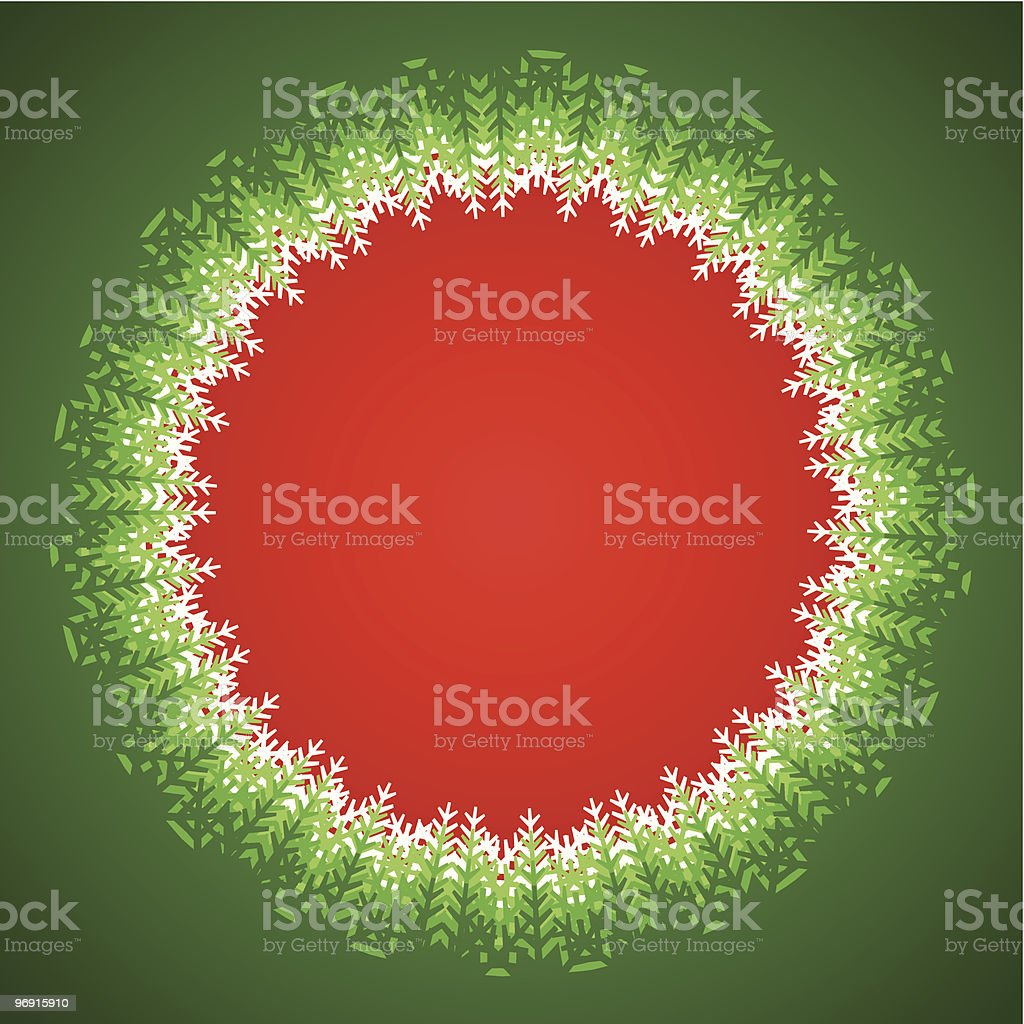 Christmas Frame royalty-free christmas frame stock vector art & more images of christmas