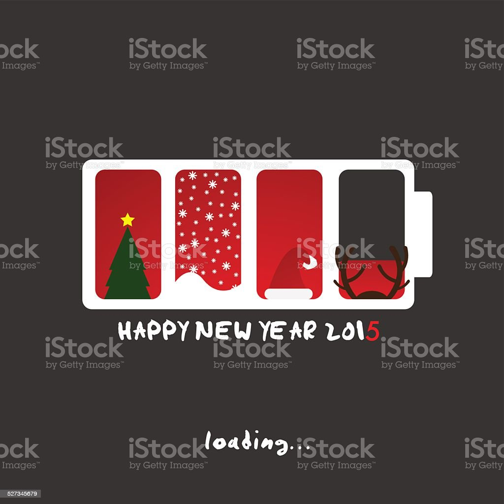 Christmas Funny Card Design Stock Vector Art More Images Of