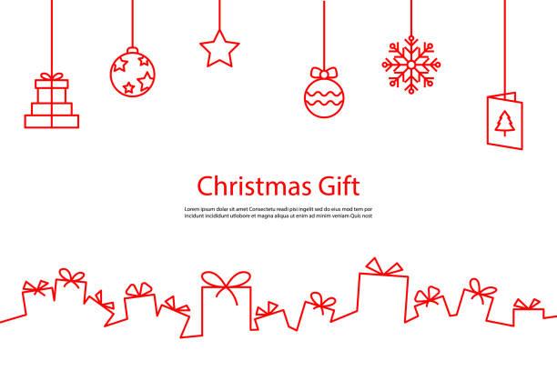 stockillustraties, clipart, cartoons en iconen met kerst cadeau vak achtergrond, pictogrammen van de gift van de verjaardag, valentijn geschenk pictogrammen - birthday gift voucher