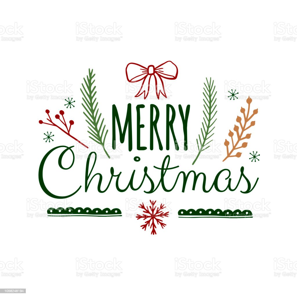 Christmas Gift Card Poster.Christmas Gift Cards Posters Typography Decoration Holiday