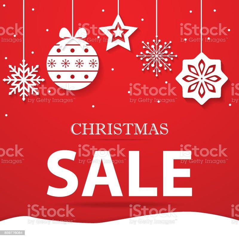 Christmas Gift Christmas Promotion Sale Stock Vector Art & More ...