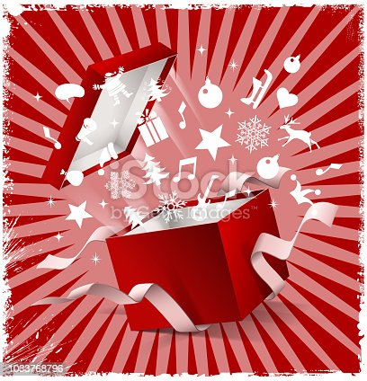 istock christmas gift exploding 1033768796