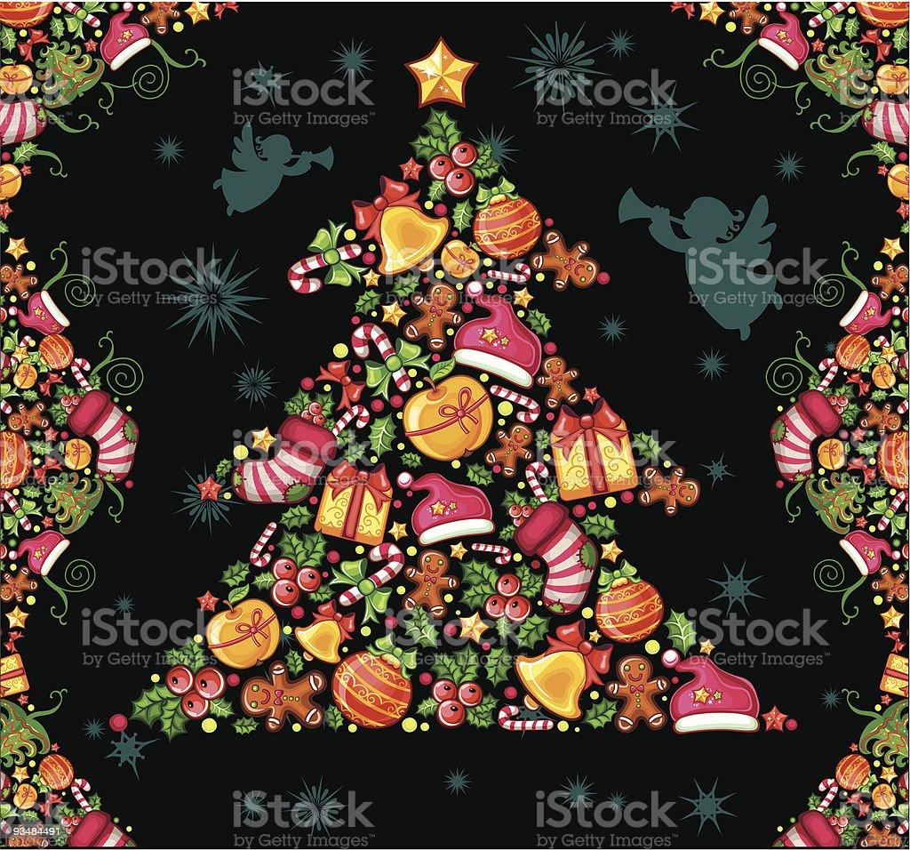Biglietti Di Natale Via Mail.Biglietto Di Auguri Di Natale Immagini Vettoriali Stock E Altre Immagini Di A Forma Di Stella Istock