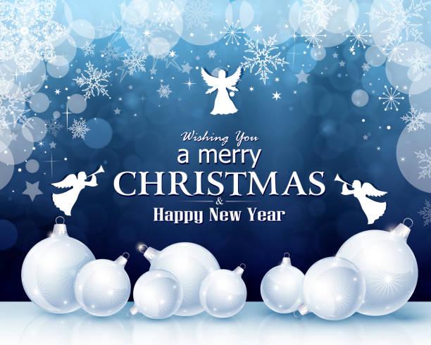 Gruß zu Weihnachten – Vektorgrafik