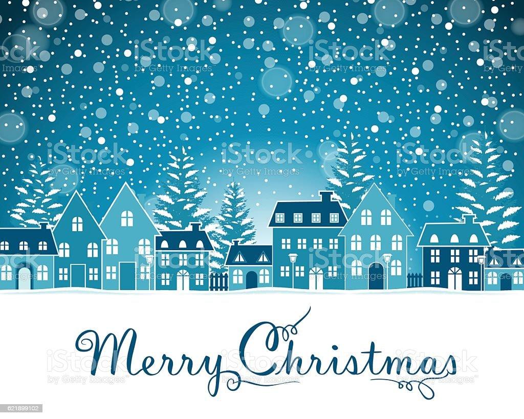 Weihnachten Begrüßung Stock Vektor Art und mehr Bilder von ...