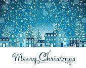 Christmas Greeting. EPS 10.