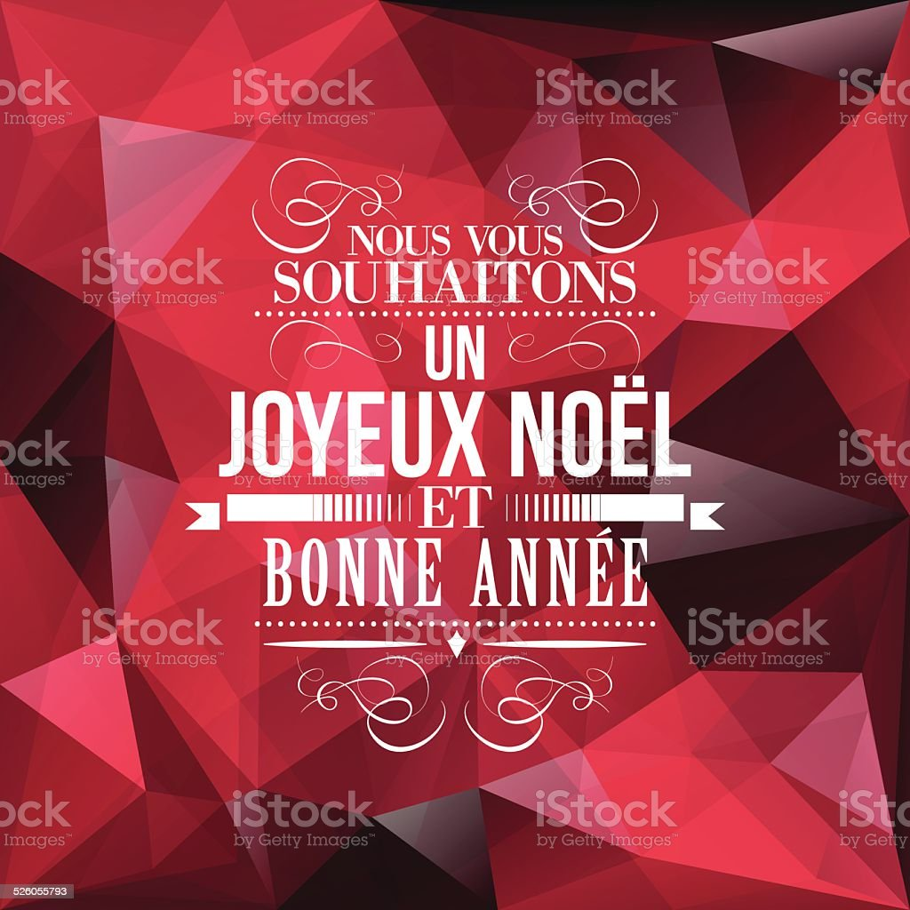 Christmas greeting in french image collections greeting card examples christmas greetings in french stock vector art more images of christmas greetings in french royalty free bookmarktalkfo Choice Image