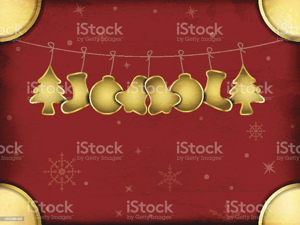 Christmas Greetings royalty-free christmas greetings stock vector art & more images of bell