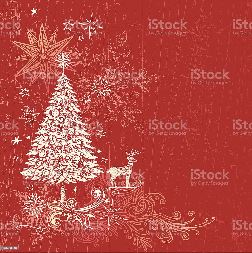 Christmas grunge royalty-free christmas grunge stock vector art & more images of backgrounds