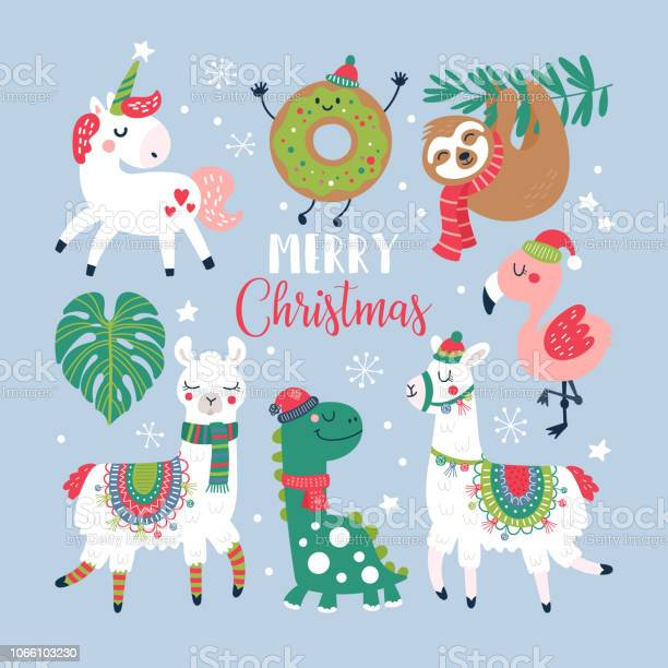 Christmas holiday cute elements set vector id1066103230?b=1&k=6&m=1066103230&s=612x612&h=ua5vzres7skq9g3cu7mlj2fkkvawcirers6o8 hkqrw=