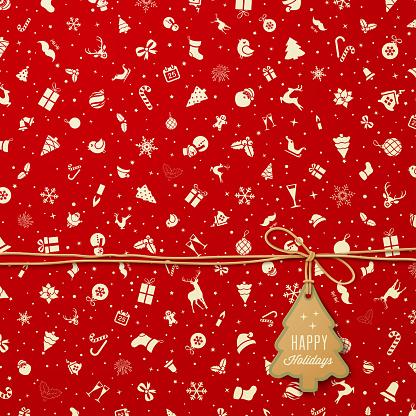 Christmas Holiday Pattern