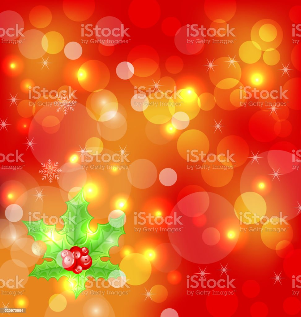 クリスマスホリデーの壁紙の装飾 お祝いのベクターアート素材や画像を