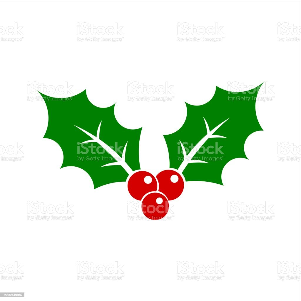 royalty free holly clip art vector images illustrations istock rh istockphoto com holly berry clip art free holly berry wreath clipart