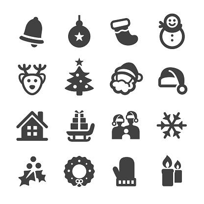 Christmas Icon Set - Acme Series