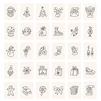 Christmas Icons