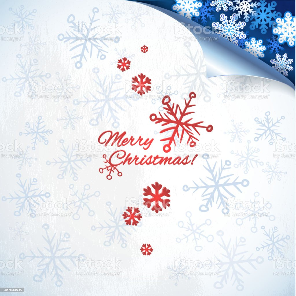 Christmas illustration on snow background with space for text royalty-free christmas illustration on snow background with space for text stock vector art & more images of advertisement