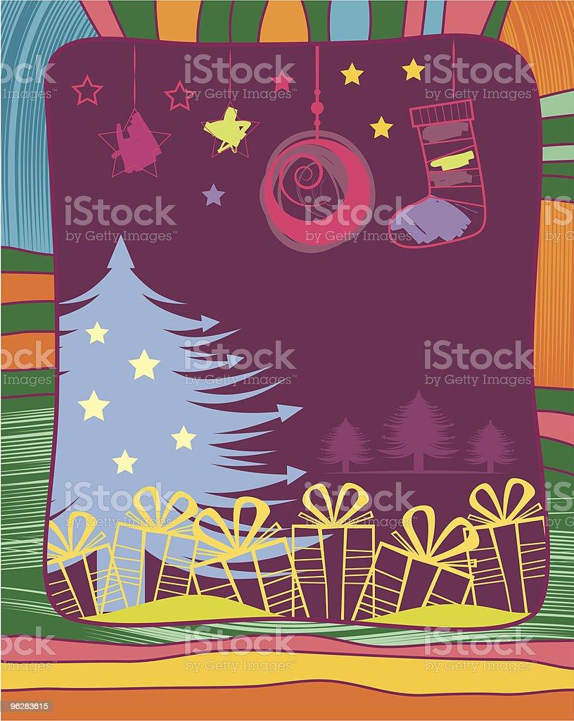 Christmas illustration royalty-free stock vector art