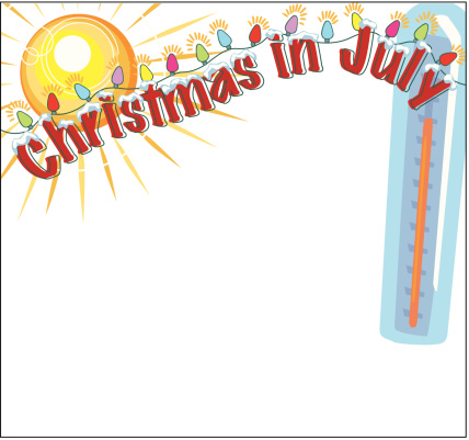 Christmas In July Frame C