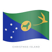 Free picture: flag, Christmas, island