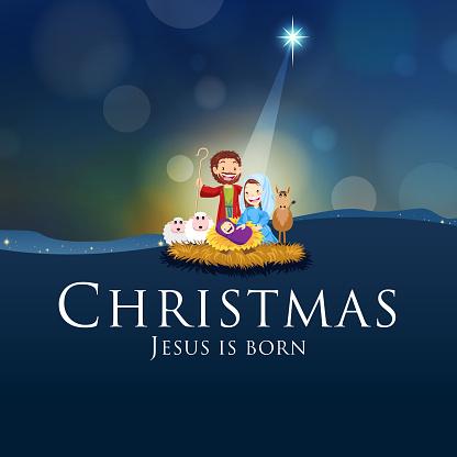 Christmas - Jesus is Born