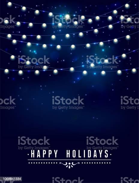 Christmas lights background illustration vector id1068841334?b=1&k=6&m=1068841334&s=612x612&h=j9x8tmwxnoh yrcz9mere5hn zsw p5rjk7qw1yc8gw=