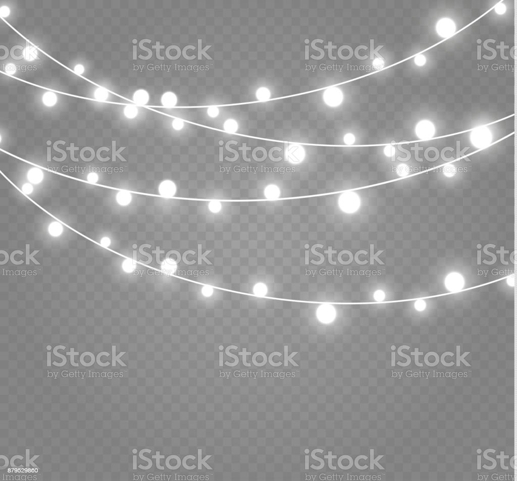 royalty free string lights clip art vector images illustrations rh istockphoto com string lights clipart no background String Lights Transparent Background