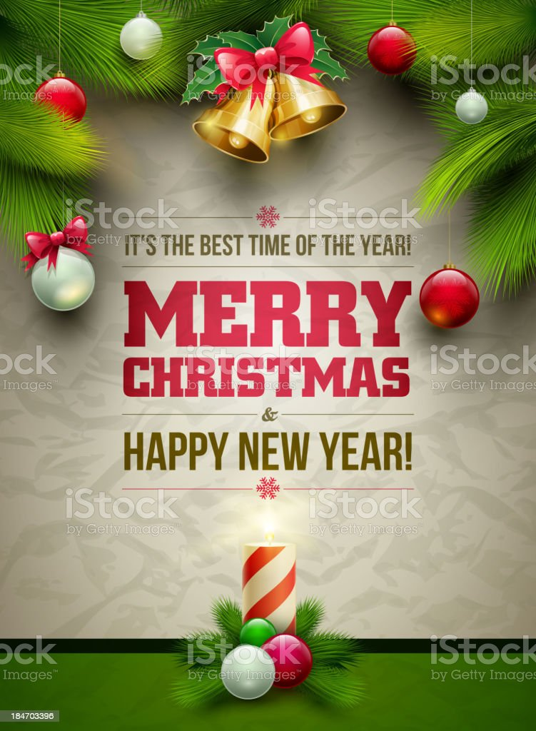Christmas Message Board royalty-free christmas message board stock vector art & more images of abstract