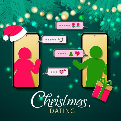 Christmas Mobile Dating